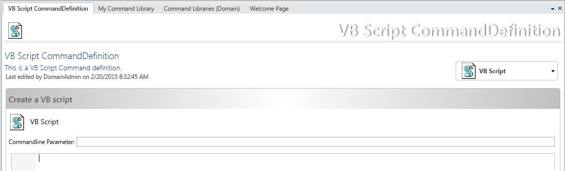 tech:commandlibrary – CampaignManager Help Site